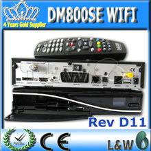 Sueño 800se versión d6 hd dvb 800hd receptor de la TV de la caja superior