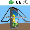 High quality LED aluminum frame slim light box