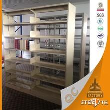 Customized Heavy Duty Shelf Furniture Library Bookshelf