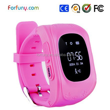 Manufacturer High Quality Kids GPS Tracking Watch Wrist Watch GPS Tracking Device for kids