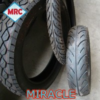 CHINA rapid off road tubeless rubber motorcycle tyre motorcycle tire and butyl inner tube 90/90-12