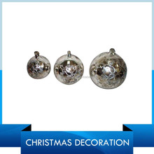 Updated Christmas Glass Luxury Decorations