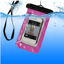 Factory direct sale, simple atmospheric mobile phone waterproof bag