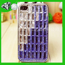 cell phone case rhinestone crystal case for iphone 5 5s, for iphone 5s case crystal,for iphone 5s 6