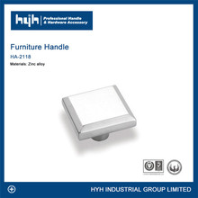 modern zinc alloy knob/handles for drawers