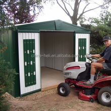 small metal garden shed,metal park shed,outdoor metal shed