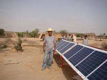 Niceway Solar power pump