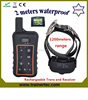 1200Meters rechargeable and waterproof remote electric shock collar