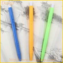 high quality plastic disposable ballpoint pen/ball pen/pen