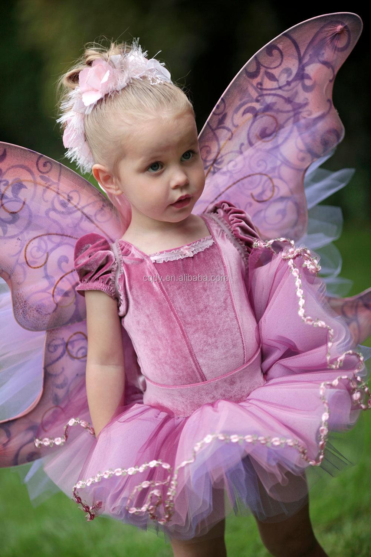 nueva princesa de cuento de hadas de cenicienta de la mariposa cosplay traje nias vestido