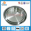 Wholesale different type of stainless steel Thai inch plate / food serving tray
