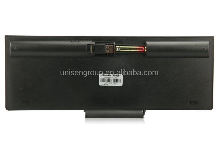 10 Inch Cheap 2.4Ghz Wireless Latest Computer Keyboard