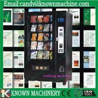 snack vending machine / book rental vending machines