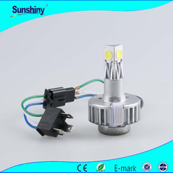 Newest Arrival & New Design Auto LED Bulbs H4 Motorcycle