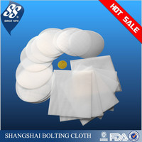 china anping mesh factory polyester and polyamide nylon/stainless steel cutting disc filter