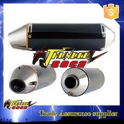 High quality exhaust muffler pipe motorcycle