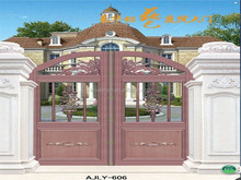 Direct Factory Price House Gate Design With A Series Of Sizes