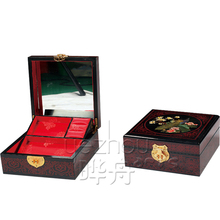 Highly Popular Wooden Jewelry Box Wholesale
