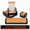 Hot Selling Diy Wooden Jewelry Case