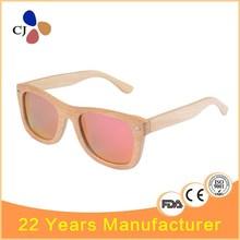 CJ 2015 Designer Sunglasses Sale Unisex Polarized Custom Fashion Sunglasses Wooden Sunglasses CJW6016-5