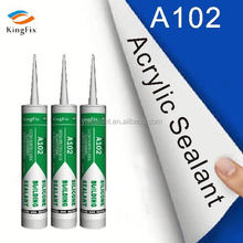 wholesale building construction material non-yellowing skylights acrylic mastic sealant