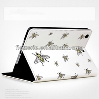 FL3334 2014 high quality cute cartoon smart cover case for apple ipad air 5