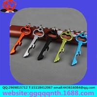hardware accessories Aluminum alloy color metal key
