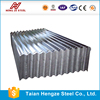 hot sale high strength galvanzied/alumzinc/prepainted corrugated steel sheet