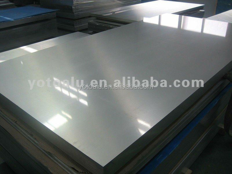 super quality plain aluminium roofing sheet