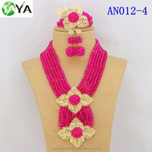 ladies new design Magic natural jewelry set beads party wedding jewellery designs