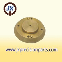 Guang zhou precision custom copper metal CNC Mechanical parts