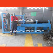 China manufacturing scrap tire wire remover for sale