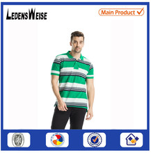 Grass green fashionable mens uniform shirts custom