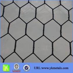 Galvanzied and PVC coated Hexagonal wire mesh/ Hexagonal wire netting/ Chicken mesh
