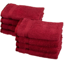 Superior Egyptian Cotton 8-Piece Hand Towel Set