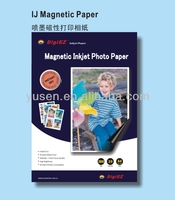 Magnetic Inkjet Photo Paper Glossy 640G A3