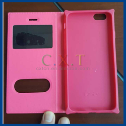 Factory Directly Mobile Phone Case, funky mobile phone case for iPhone 6 Magnet Inside
