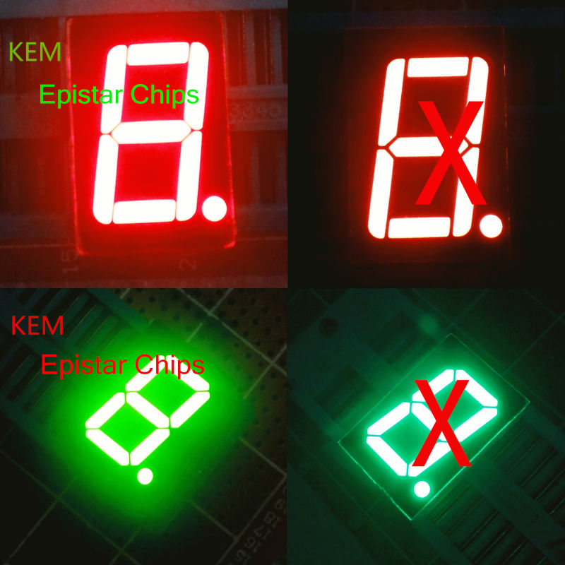3 inch 7 segment led display 3