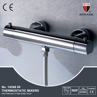 Bathroom sanitary ware temperature adjusting faucets for shower
