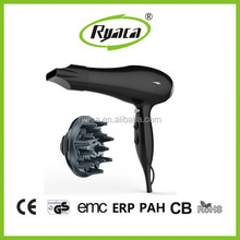 RYACA 2015 new design professional hair dryer BY-529 with DC motor for barbershop & household