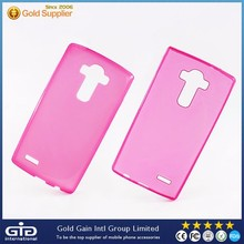 Hot sale Frosted TPU Phone Case for LG G4