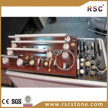 granite cabinet knob door knob&pull with nice color and various shape for kitchen and bathroom