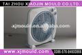 aparato electrodoméstico molde del ventilador de plástico del molde del molde