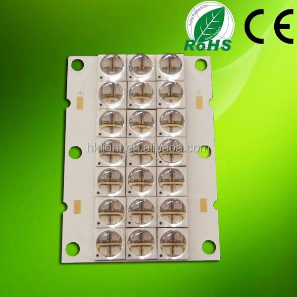 High Power 50w 100w 150w 365nm 375nm 385nm 395nm 405nm 415nm 435nm 445nm UV LED Array