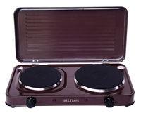 double solid burner electric cooktop(TM-HD05D)