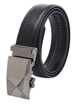 2014 fashion cow leather belts for men with changeable buckles