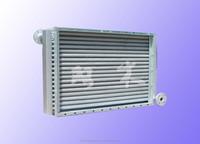 heat exchanger heater copper tube galvanized fin ASME