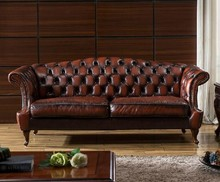 living room Cheap chesterfield sofa