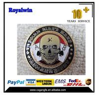lion club emblems make badge with own design