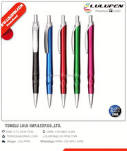 robot series acrobat promotional pen; regal ballpoint pen; metallic ball pen